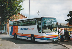 Stagecoach Cambus J739 CWT - 5 June 1999