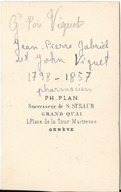 Viguet Jean Pierre Gabriel 1798-1857 (reverse)