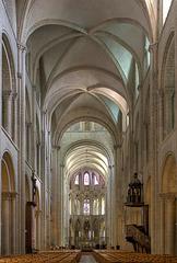 Caen: Abbaye aux Homme