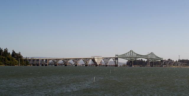 Coos Bay McCullough Bridge (#1129)