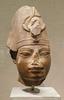 Amenhotep III in the Blue Crown in the Metropolitan Museum of Art, September 2018