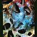 star field with dark matter