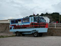 Jersey Heritage Trust amphibious bus - 4 Aug 2019 (P1030568)