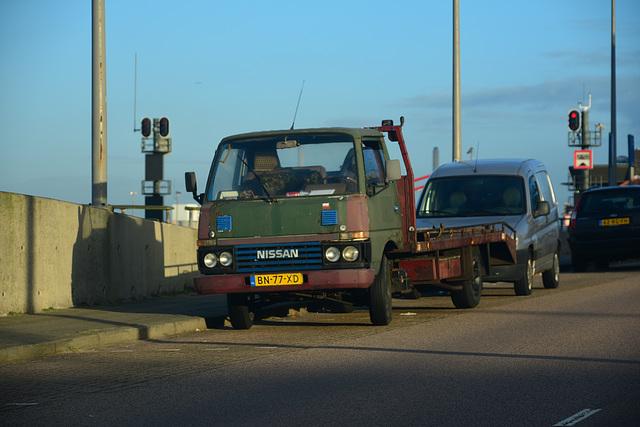1986 Nissan Cabstar Diesel