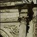 Arch corner detail