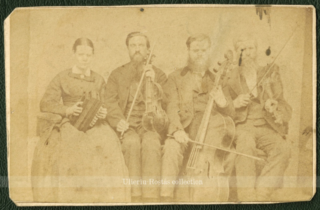The Hostetler Blind Family Musicians
