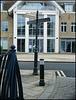 Huntingdon town signpost