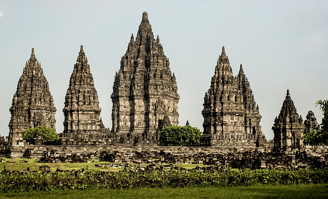 Java: Tempelanlage Prambanan
