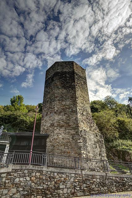 Schiefe Turm - Dausenau