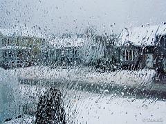 Pluie et verglas en ce jour….