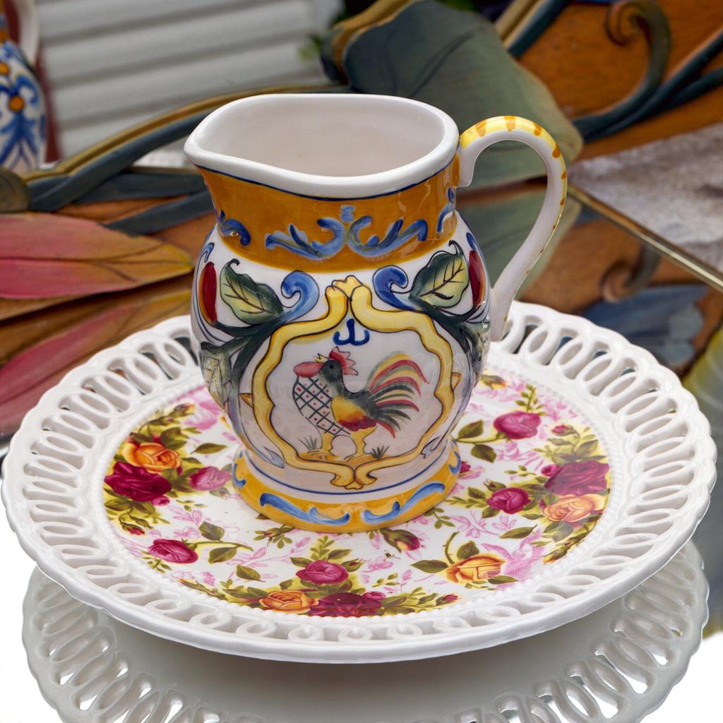Porcelain Faux Pas