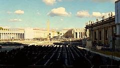 St. Peter's Square, Vatican