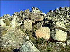 Granite. Nothing more. Nothing less.