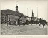 Album von Dresden: Hauptstraße mit Neustädter Rathaus
