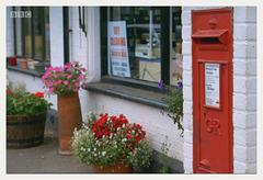 Dunsfold post box