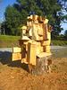 Kunstsommer Moritzburg am Dippelsdorfer Teich - Kunst mit Holz - arto kun ligno