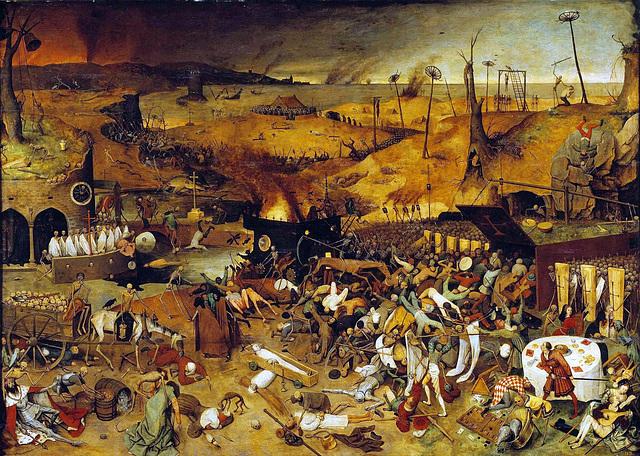 Le Triomphe de la Mort - The Triumph of Death