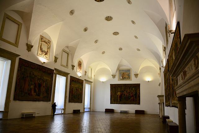 Urbino 2017 – Palazzo Ducale – Throne Hall