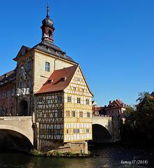 Antiguo Ayuntamiento de Bamberg.