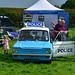 Police car (vintage).