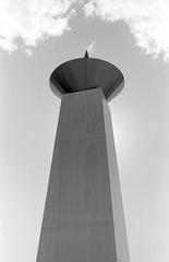 Pepsi center spire