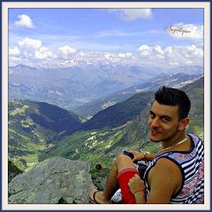 Quelque part en Savoie !La Plagne
