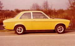 Opel Kadett C SR, 1976