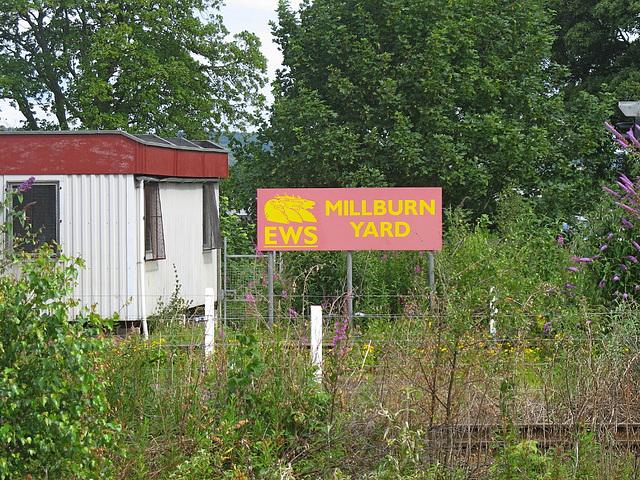 Millburn Yard EWS