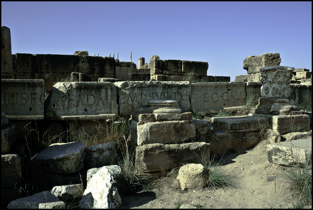 Bits of Leptis II