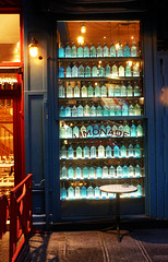 Collection de vieux siphons d'eau de Sels   (Enlarge please)