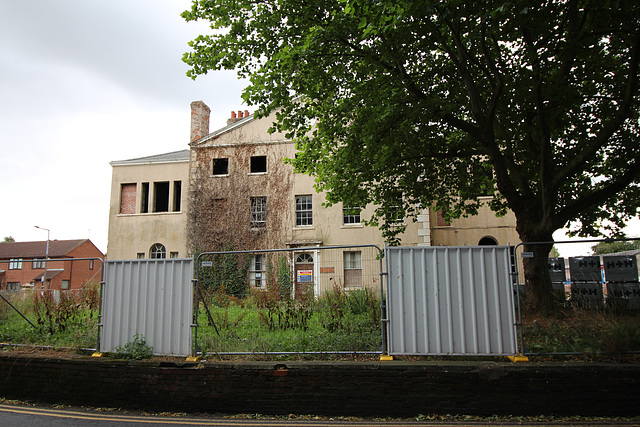 Thorne Hall, South Yorkshire