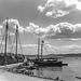 Milos, Adamas Pier, Summer 1944