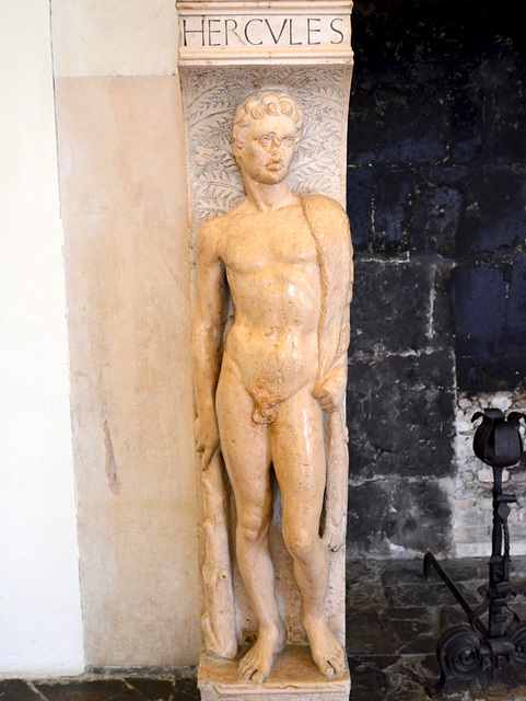 Urbino 2017 – Palazzo Ducale – Hercules