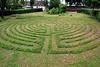 Labyrinth auf der Wiese (PiP)