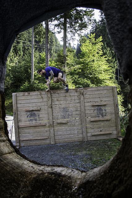 Jumping Walls
