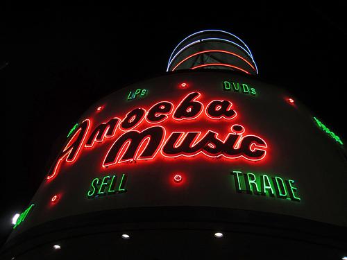 Amoeba Music (2695)