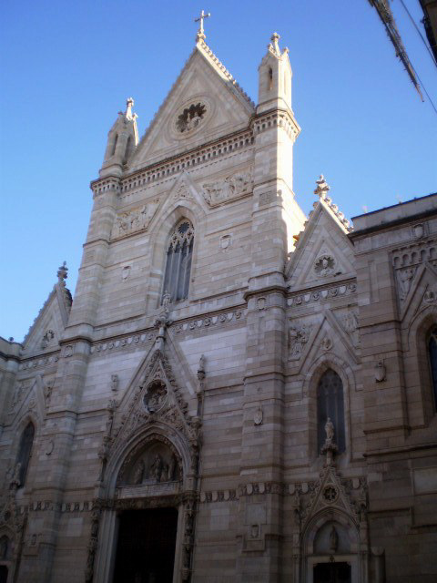 Cathedral of Saint January.