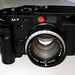 Then Leica M7 0.85 Canon 50 1.2 Rapidgrip Sling
