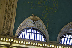 Not Your Average Ceiling – Grand Central Terminal, East 42nd Street, New York, New York