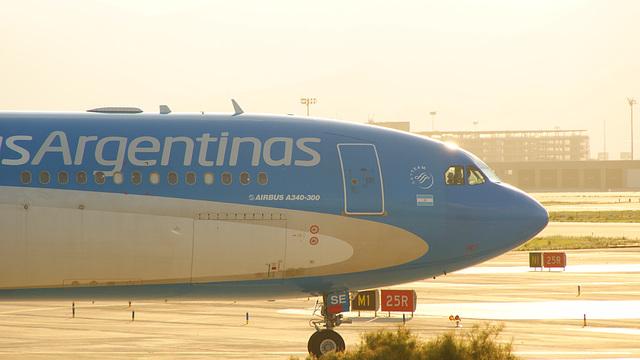 PROA AIRBUS 340,AEROLINEAS ARGENTINAS