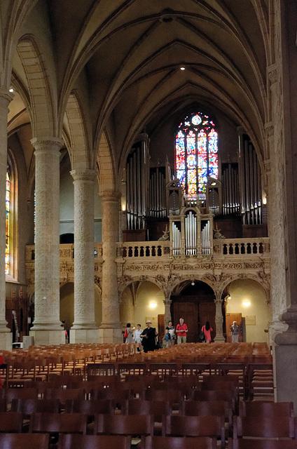 Cathédrale Notre-Dame de Luxembourg (4)