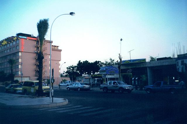 Nahda Street.