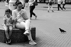 Zagreb - tel maman tel fille