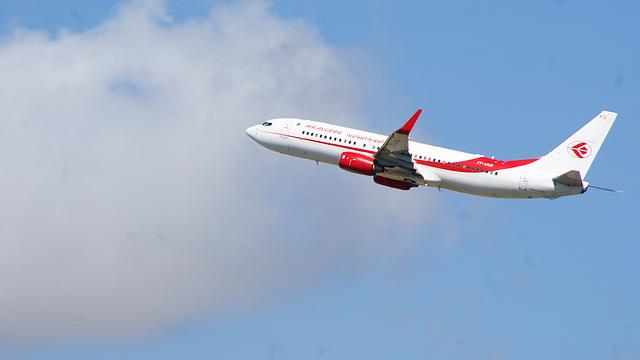 BOEING 737 ,AIR ALGERIE