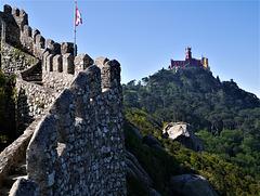 Castelo dos Mouros e Pena