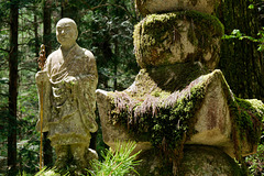 Cimetière Okuno-in de Koyasan (15)
