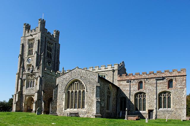 Newport - St Mary the Virgin