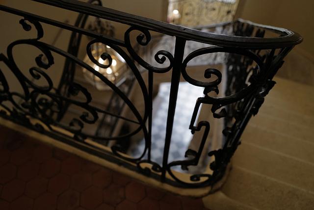Aix, Hotel de Caumont, HFF