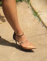 nice legs and stunning heels