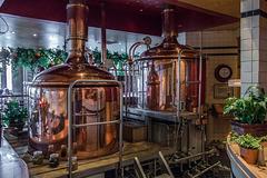 Micro Brewery - Albrechts Brauhaus - Hamburg